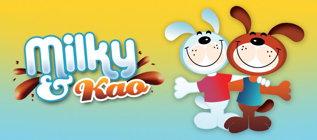 Milky & Kao