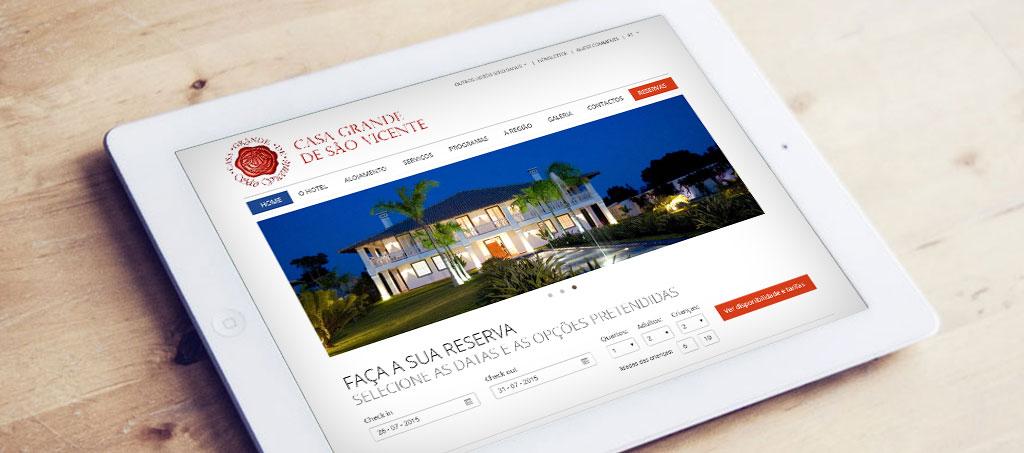 Campanha AdWords Casa Grande de São Vicente