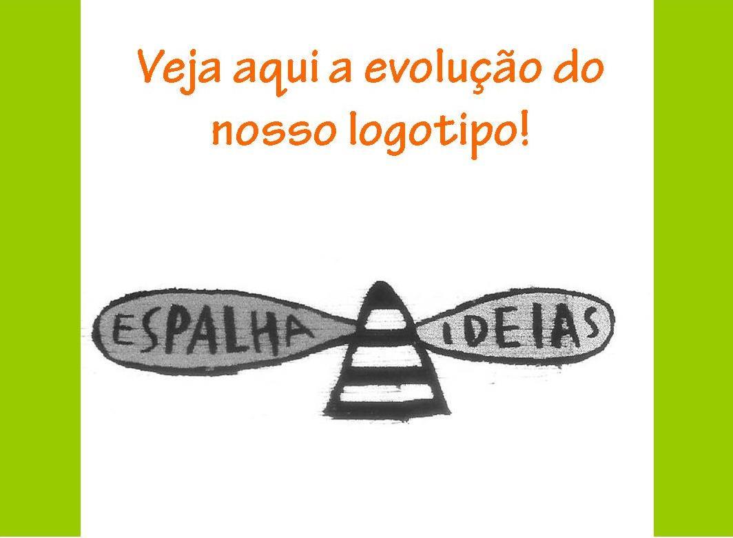 Evolução do nosso logotipo - De