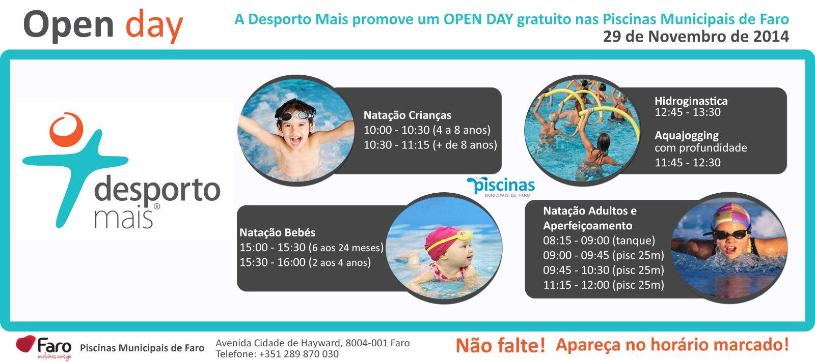 Open day - Faro