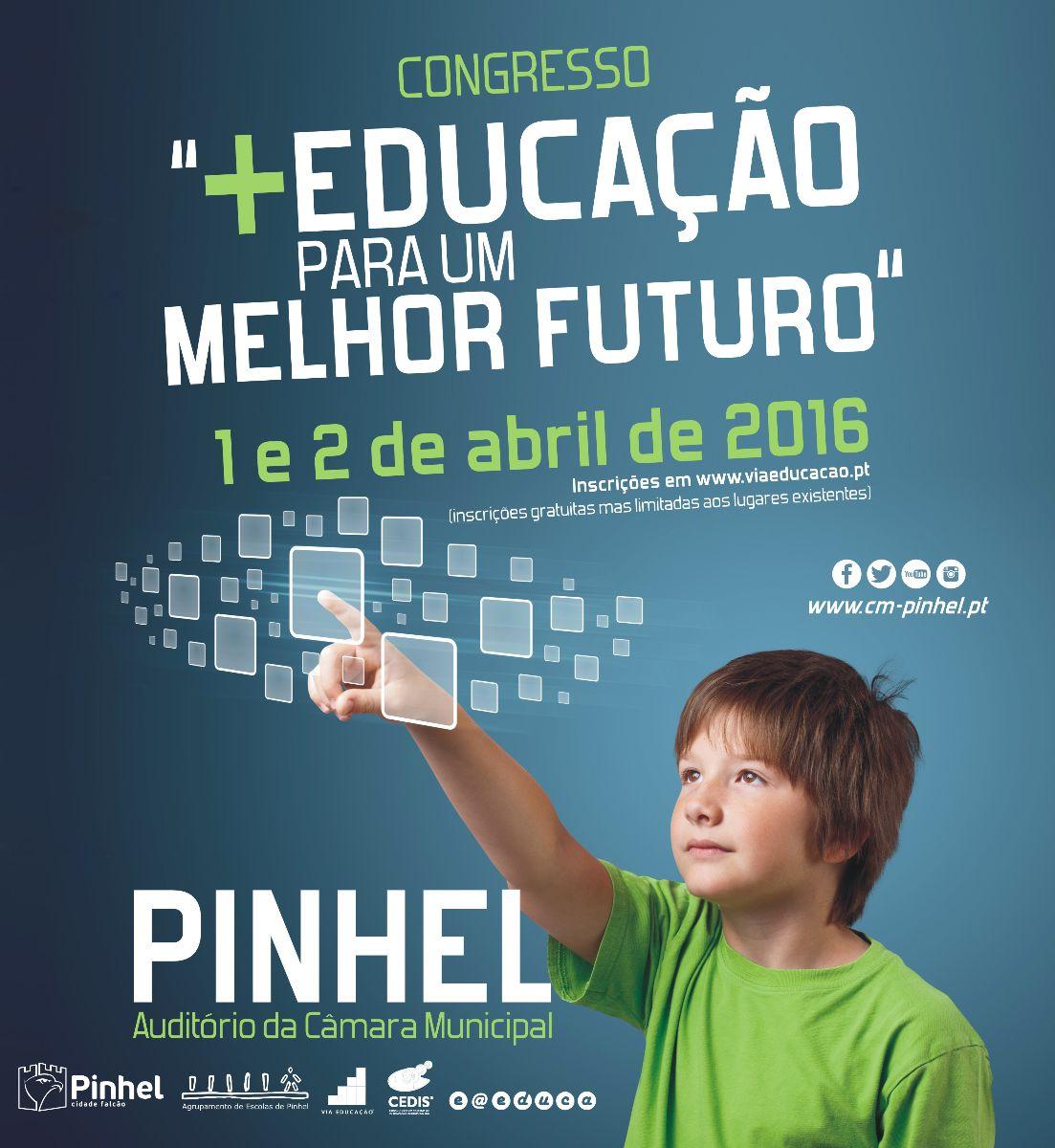 + EDUCAÇÃO para um MELHOR FUTURO
