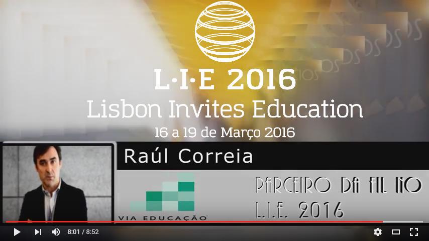 Reportagem LIE 2016
