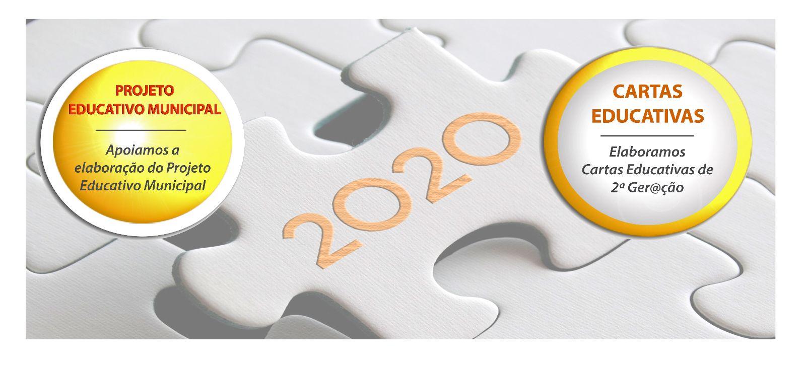 Portugal 2020 - Carta Educativa e Projeto Educativo Local