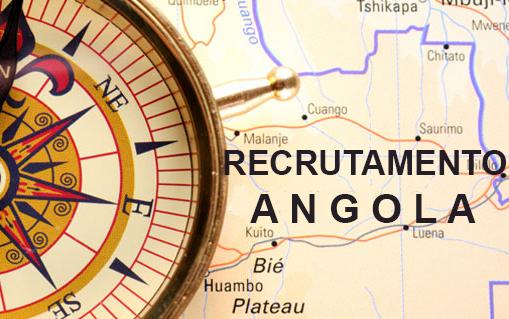 Recrutamento Luanda, Angola - Docentes universitários