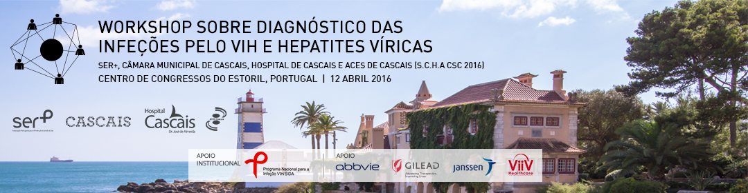 Workshop sobre diagn�stico das infec��es do VIH e Hepatites V�ricas - Abril -2016