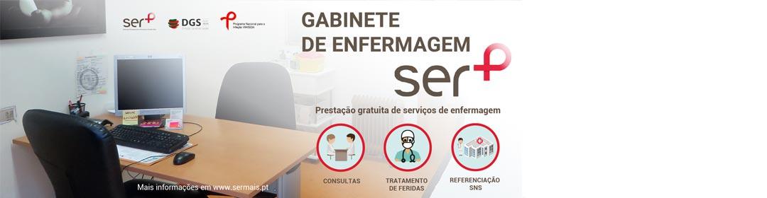 Gabinete de Enfermagem da SER+