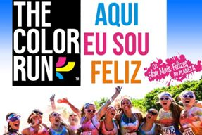 The Color Run - Leiria
